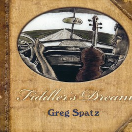 Fiddler's Dream CD Graphics