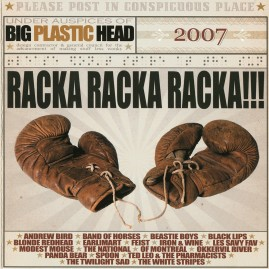 RACKA RACKA RACKA!!! CD Graphics